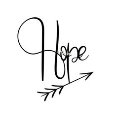 Hope svg Hope arrow svg Hope cursive svg Hope cricut Hope silhouette Hope cut Hope with arrow svg Hope wall decal Love svg Faith svg - Hope with arrow svg CUT file for silhouette cameo cricut Christian faith t-shirt hope arrow tshirt - Body Art Tattoos, Tatoos, Cute Tattoos, Arrow Svg, Silhouette Cameo Machine, Cursive, Silhouette Design, Painted Rocks, Christian Faith