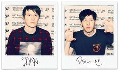 This is it guys. This is dan and Phil in one picture.: