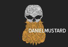 Fondo do Twitter de Daniel 'Homeless' Mustard, cantautor estadounidense.
