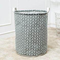 Storage / Decor - Waterproof Laundry Basket /Storage Basket  (S-1.2)