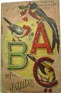 """""""ABC of Birds"""", 1899"""