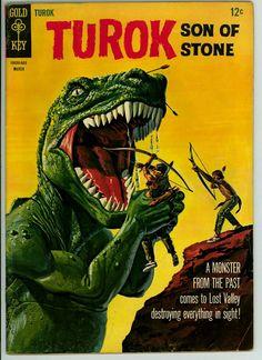 Turok, Son of Stone 50 (VG- 3.5)