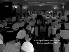 Wedding Flowers and Rentals  Blooms and Rooms PDX