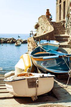 Riomaggiore, La Spezia, Liguria.. a truly beautiful city, as are the other five :) definitely a place to go back to !