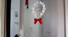 DIY : couronne de Noël