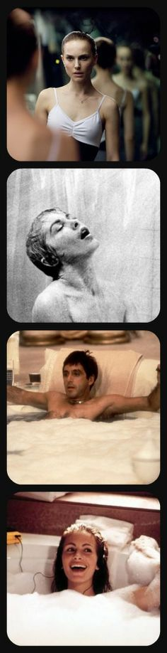 10 Most Iconic Movie Scenes Ever To Take Place In The Bathroom | http://bzfd.it/R4BoGb