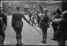 PARIS 24-6-1922,  l'empereur d'Annam à l'Elysée