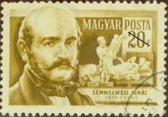 Ignaz Semmelweis was ostracized for suggesting that doctors should wash their hands between patients.