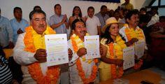 Chuchos y Aguirre tras gubernatura