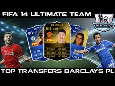 Fifa 14 Ultimate Team – TOP BARCLAYS PREMIER LEAGUE TRANSFERS 2014/2015 [SQUAD BUILDER]. . http://www.champions-league.today/fifa-14-ultimate-team-top-barclays-premier-league-transfers-20142015-squad-builder/.  #Amazon #barclays #barclays premier league #barclays premier league fixtures #barclays premier league schedule #barclays premier league transfers #fifa #FIFA (Video Game Series) #FIFA 14 (Award-Winning Work) #Fifa 14 Ultimate Team Pink Slips #http #live #Pack Openings #premier…