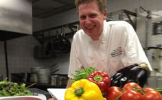 Wolfgang Sterr executive chef for Whistler Blackcomb, heads up the Mountain Top BBQ series running throughout the summer at the Roundhouse Lodge. Chef's Choice, Executive Chef, Round House, Whistler, Bbq, Menu, Mountain, Favorite Recipes, Running