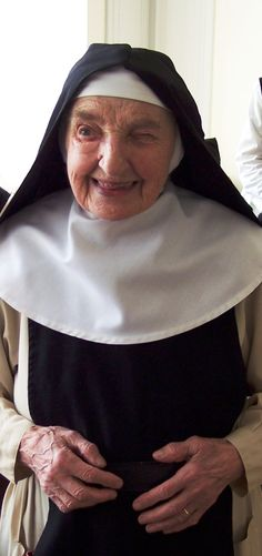 Community Cistercian Abbey ND Brialmont    your prayers    Sister Christiane    Marie Ruygrok