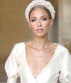 Luxury bridal accessories, tiaras, crowns, vines and statement earrings. Bridal Hair Vine, Bridal Crown, Bridal Tiara, Headpiece Wedding, Bridal Headpieces, Wedding Veils, Wedding Jewelry, Wedding Garters, Flower Crown Headband
