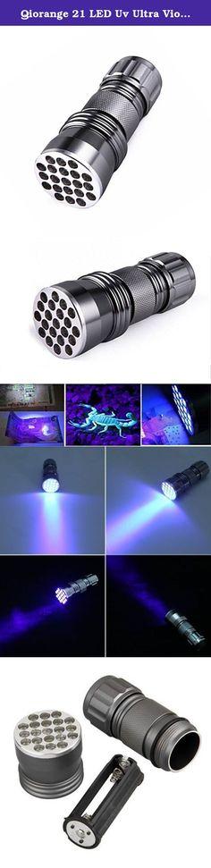 Multifunction 9 LEDs Flashlight UV Purple Light Aluminum Alloy Torch Energy Saving Portable Paper Money Checking Lamp Black