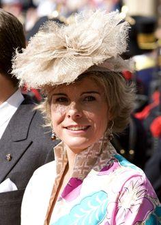 Princess Laurentien, 2008