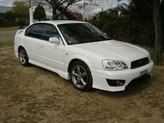 Subaru Legacy 2002 OEM Service repair manual download