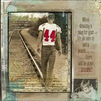 A Project by donna goar from our Scrapbooking Gallery originally submitted 03/14/12 at 08:35 PM