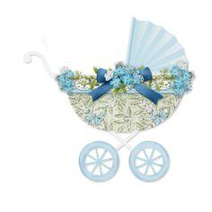 PAPIROLAS COLORIDAS: BABY SHOWERS