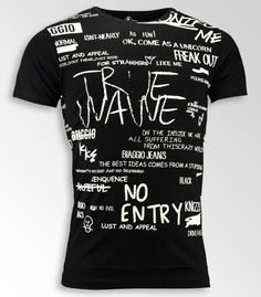 Tee Shirt Imprimé All Over Graffiti Homme Louta 24,9€
