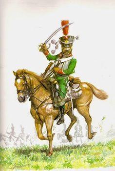 Regimiento de Cazadores Montados del Alto Perú 1814