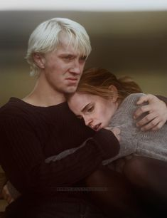 Draco & Hermione / Dramione ---(Harry Potter)--- pains by ~feltsbiannn on deviantART