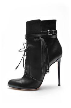 GORGEOUS! fall 2012, Altuzarra, shoes, boots + booties, high heels, black