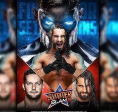 Finn Balor vs. Seth Rollins