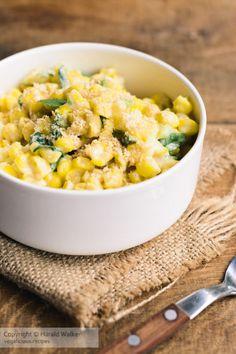 Recipe for Vegan Mexican Street Corn