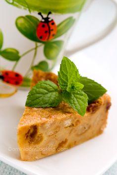Image Result For Receta De Pudin De Pan Cocina Dominicana