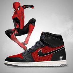 Different Types Of Sneakers – Sneaker Deals Marvel Shoes, Marvel Clothes, Custom Sneakers, Custom Shoes, Marvel Fashion, Mens Fashion, Sneakers Fashion, Shoes Sneakers, Sneakers Design