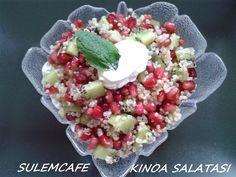 Sulem Cafe: KINOALI NARLI KIWILI SALATA  #snacks #healthy #fit
