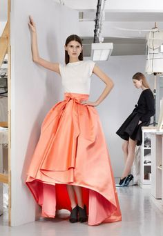Discover Exclusive Images of Dior Pre Fall 2013 Ready-to-Wear Collection | Posted By Senay GOKCEN | Fashion Trendsetter