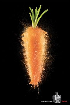 http://adsoftheworld.com/media/print/tefal_carrot    when two become 1