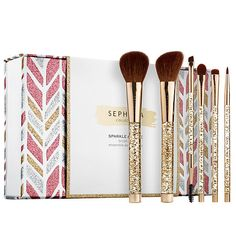 Sparkle amp; Shine Brush Set - SEPHORA COLLECTION | Sephora