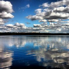 Muskoka Lake Ontario Canada