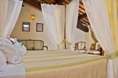 delle camere uniche ed eleganti