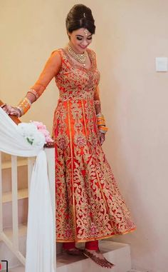 Beaut Bridal anarkali suit