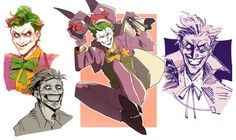 Joker Dc, Joker And Harley Quinn, Dc Comics, My Hero Academia, Character Art, Character Design, Creepy Clown, Loki Marvel, Batman Universe