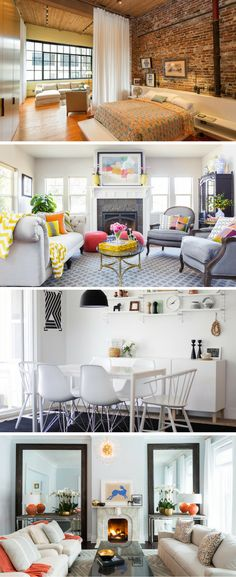7 apartment decorating ideas that turn a ho hum rental into a home