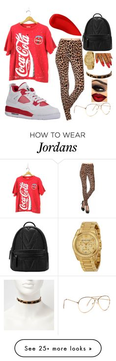 """"" by ceandrap on Polyvore featuring River Island, Michael Kors and Lipstick Queen"