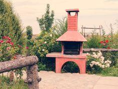Hogyan építs kerti grillt? – Csináld magad! - PROAKTIVdirekt Életmód magazin és hírek Gazebo, Outdoor Structures, Kiosk, Pavilion, Cabana