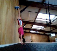 rock climbing strength training
