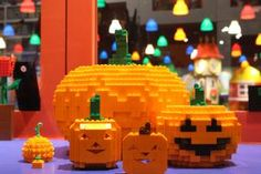 Things That Go Bump in the Night: Halloween in Phoenix: Brick or Treat! at LEGOLAND® Discovery Center