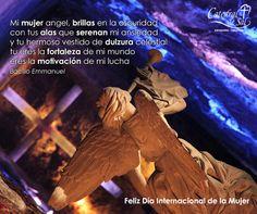 Un saludo muy especial de Catedral de Sal Zipaquirá a las mujeres del mundo! #catedraldesalzipaquira #zipaquiraturistica