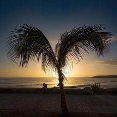 A vast radiant beach...