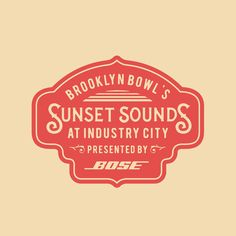 "172 Likes, 1 Comments - David Sanden (@davidsanden_) on Instagram: ""Some recent commercial work for Sunset Sounds, presented by @bose happening at @brooklynbowl…"""