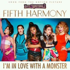 """Fifth Harmony - I'm In Love With a Monster (From """"Hotel Transylvania 2"""")"""
