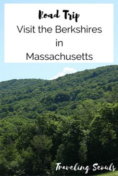 Take a look at the scenic, lovely small town feel of life in the Berkshires in western Massachusetts. You can spend days and days outdoors and find plenty of activities for adults and children. Click to see more or save this pin for later. More at Traveling Seouls