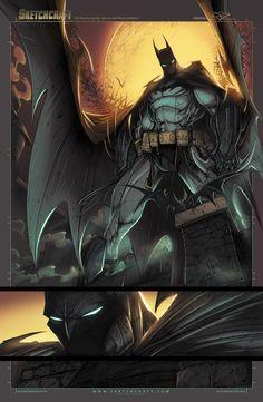 Batman Arkham Knight by RobDuenas.deviantart.com on @DeviantArt