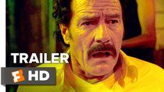 The Infiltrator Official Trailer #1 (2016) - Bryan Cranston, John Leguizamo Movie HD - YouTube